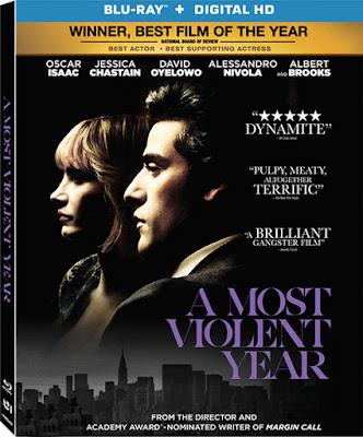 O Ano Mais Violento - Torrent (2015) BluRay 720p - 1080p Dual Áudio Download
