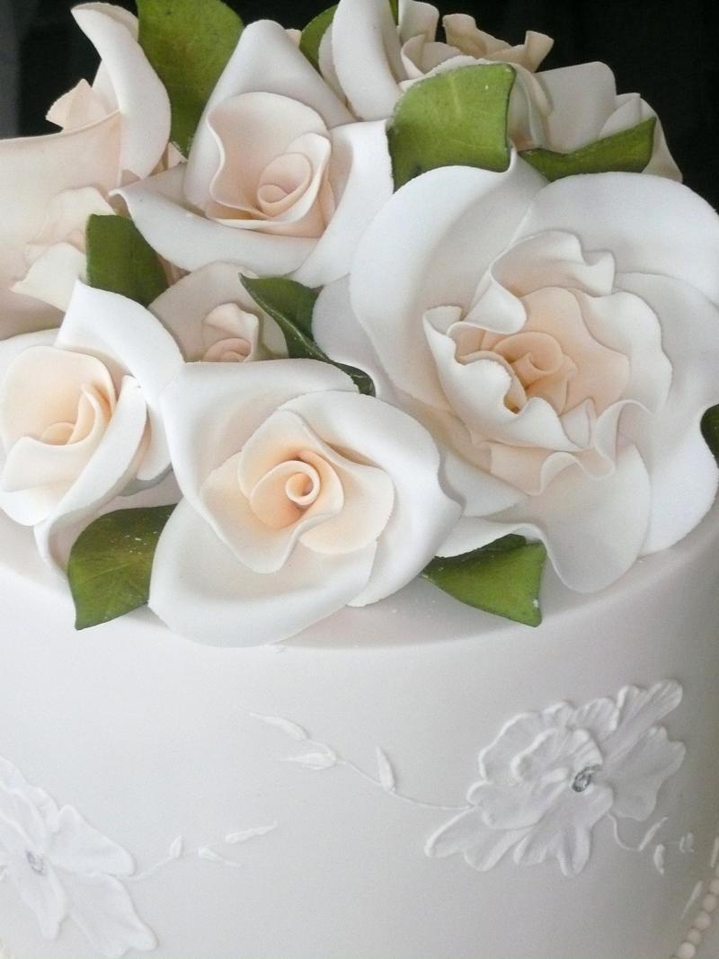 Leddie\'s blog: filigree wedding dress pattern