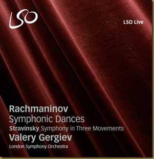 Gergiev Rachmaninov Danzas Sinfónicas