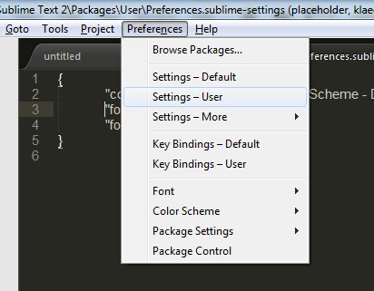 Sublime text 2 BiDi Plugin
