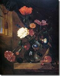 Jan_Davidsz._de_Heem_-_Bouquet_in_a_Glass_Vase_-_WGA11272