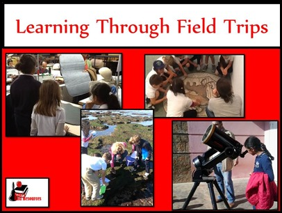 Learning Through Field Trips - by learning from the world around us we can teach kids more on a field trip day than during an entire week of book work. Field Trip Suggestions from Raki's Rad Resources