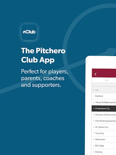 Pitchero Club screenshot 6