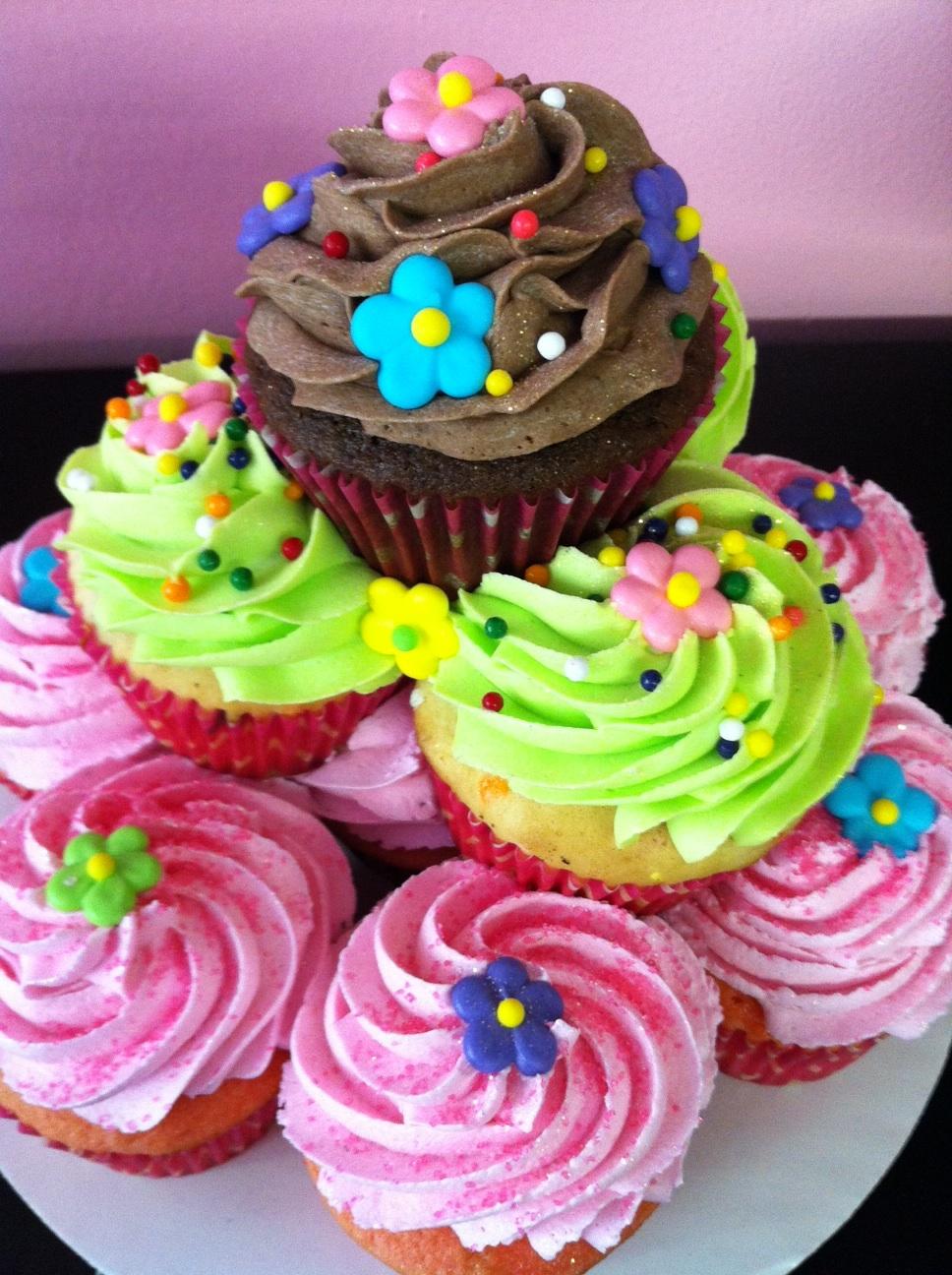 cupcake cakes, cake boss