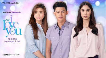 And I Love You So - Miles Ocampo, Inigo Pascual, Julia Barretto