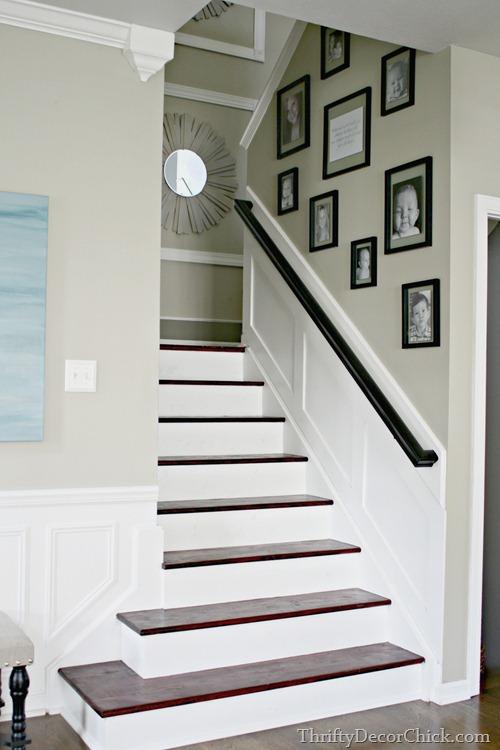 taking carpet off stairs