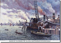 Maximilien-Luce-Port-of-Rotterdam