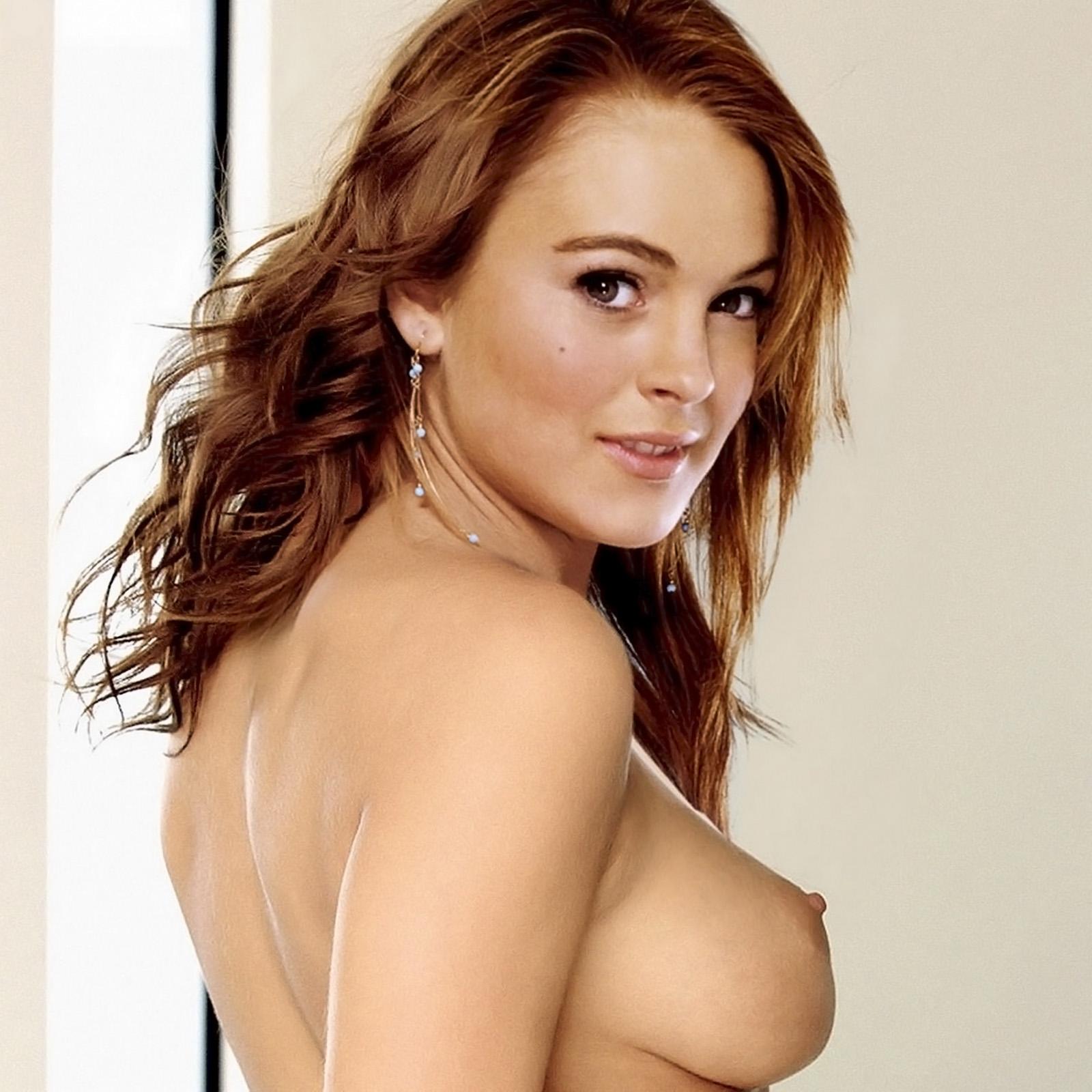 Hot naked photos of lindsay lohan
