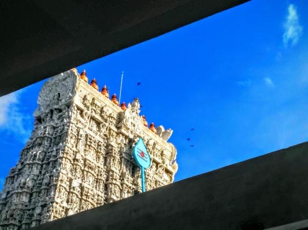 Tiruchendur Temple Gopuram