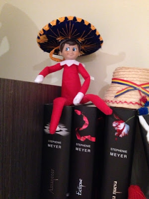 Elf on the shelf - Navidad