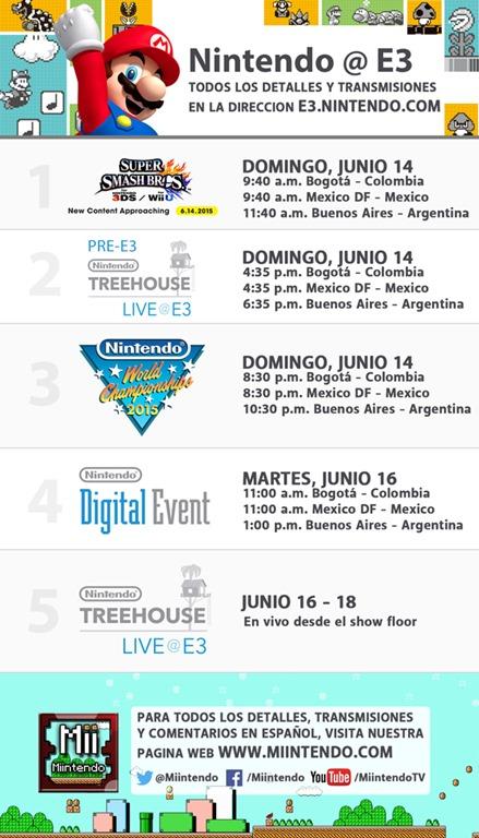 NintendoE3Schedule