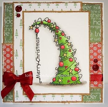 Lorraine B. - Christmas tree