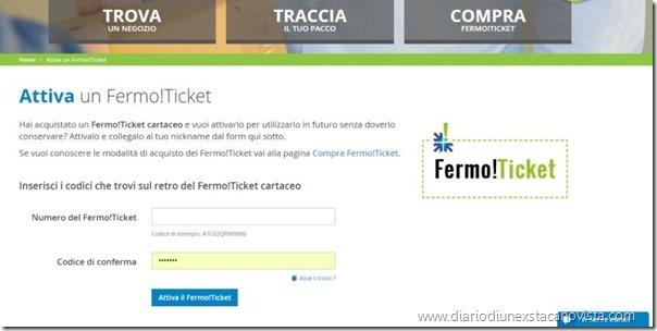 3 fermopoint attiva il ticket