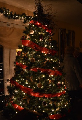 Christmas House Tour 2015 5