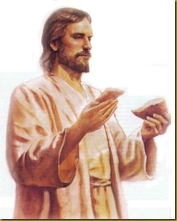 JESUS Y PAN