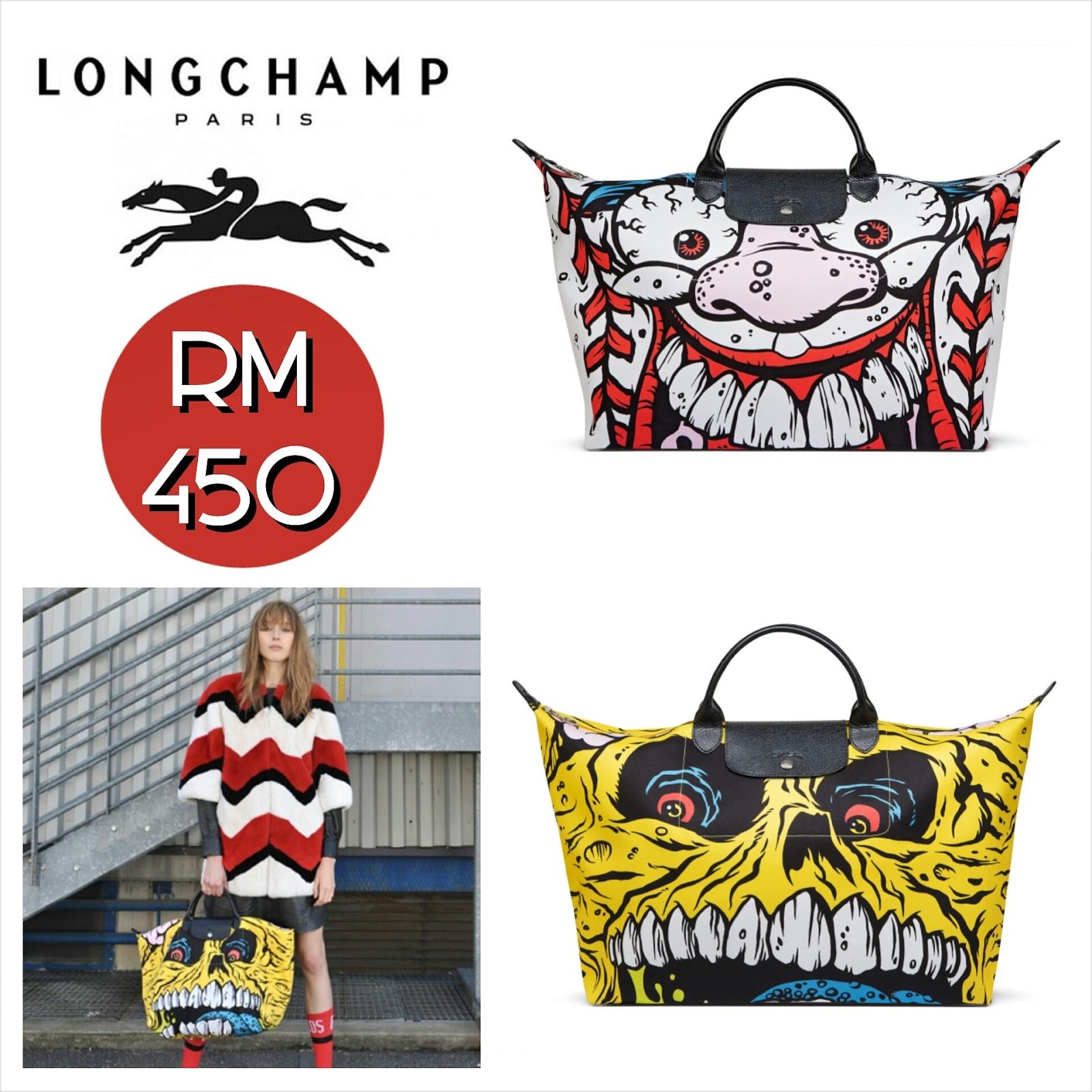 Longchamp Jeremy Scott Buy Online
