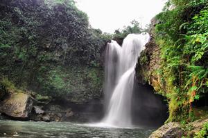 Tempat Wisata Air Terjun Nungnung yang Eksotis