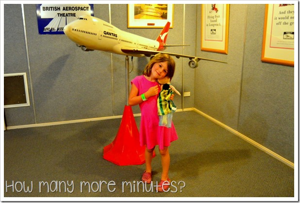 Qantas Museum in Longreach | How Many More Minutes?