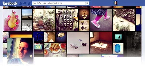 Create Your Own Facebook Instagram Cover with Different styles