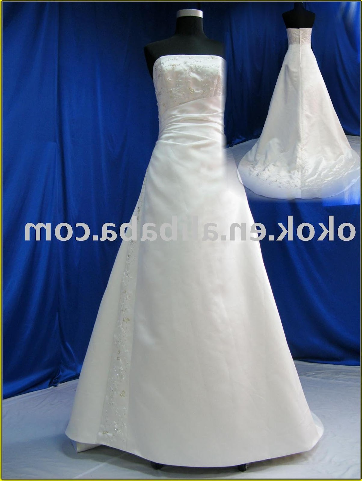 Suzhou City OK Wedding Dress