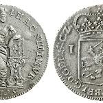 Munten Bataafse Republiek (zilver)