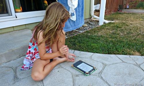 Kindle-Outside