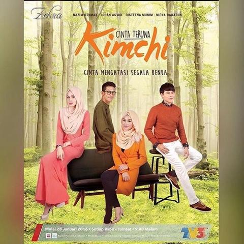 Sinopsis Cinta Teruna Kimchi - Slot Zehra TV3
