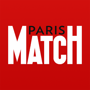 Paris Match Magazine Icon