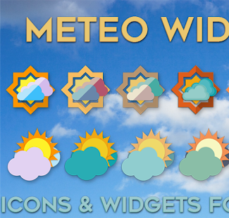 Meteo Widgets by LP I- screenshot thumbnail