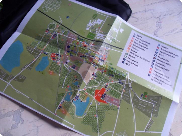 Klar til Roskilde festival 2015