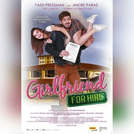 Girlfriend For Hire - Poster