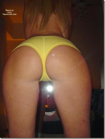 yellow panties4