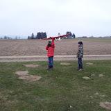 Jaja, der Fluglehrer ist genauso groß wie der Flugschüler und 11 Jahre alt!