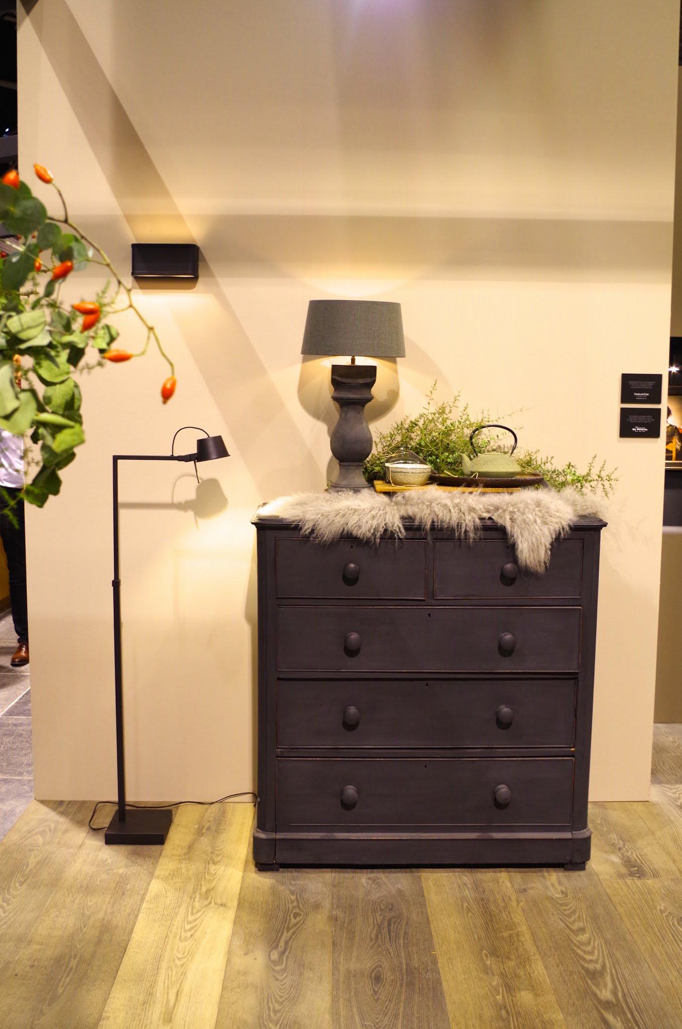 Vt wonen en design beurs het wonen landelijke stijl for Wonen landelijke stijl