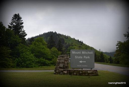 Mt. Mitchell State Park