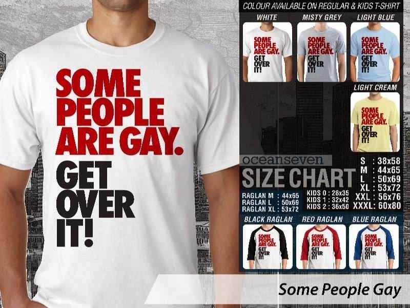 Jual Kaos 9Gag Lucu Meme Some People Gay distro ocean seven