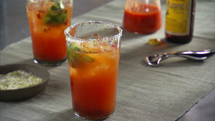 For Those Who Like Booze in Their Beer: Michelada Beer Cocktail
