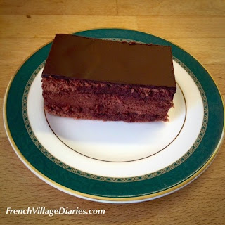 French Village Diaries patisserie challenge boulangerie royale chocolat