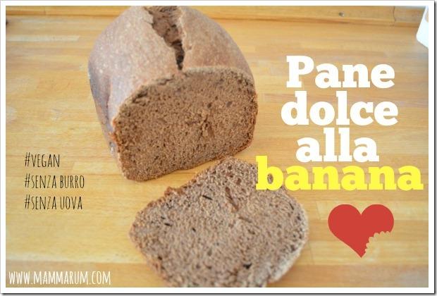pane dolce alla banana