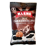 zakkenrollers licorice - Weird Dutch Candy in Amsterdam, Noord Holland, Netherlands