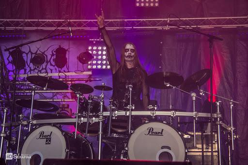 Carach Angren au Hellfest 2015