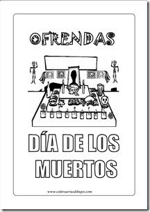 OFRENDAS DIAS DE LOS MUERTOS 1