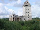 Het kasteel van Almere.
