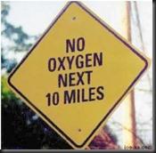 Cheryls Next Goal!   Running with No Oxygen!