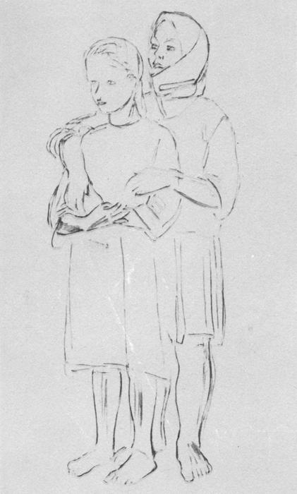 Алексей пахомов рисунки