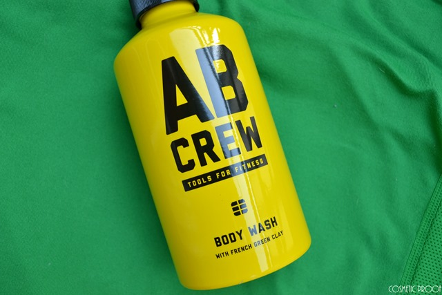 AB Crew Body Wash and Amazonian Shampoo Review (2)