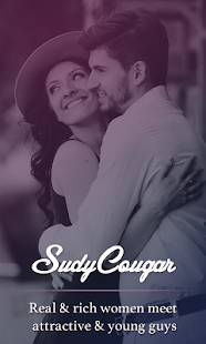 Sudy Cougar - Sugar Momma Dating App for pc