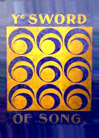 Cover of Aleister Crowley's Book Liber 067 The Sword of Song