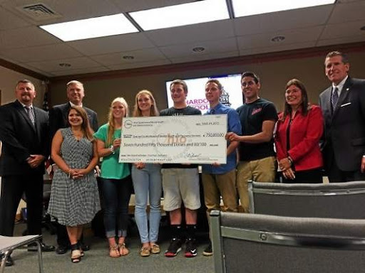 Chardon Schools receive funds for mental health services