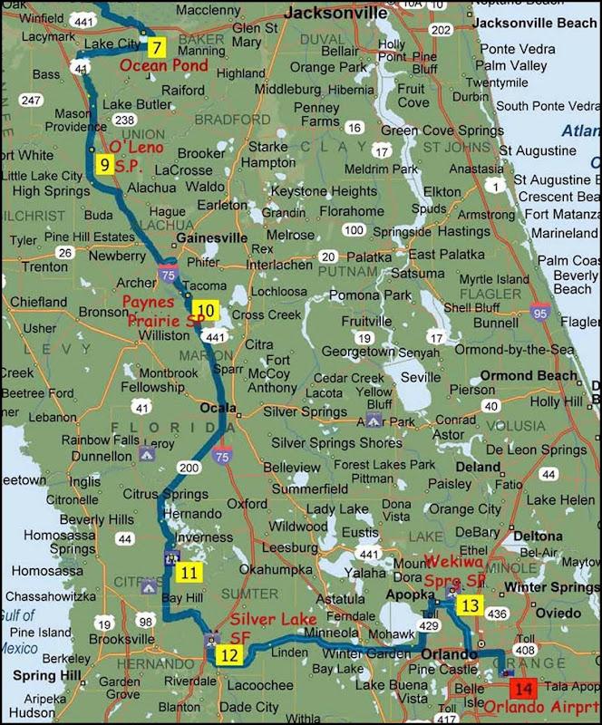 Map2 - N FL